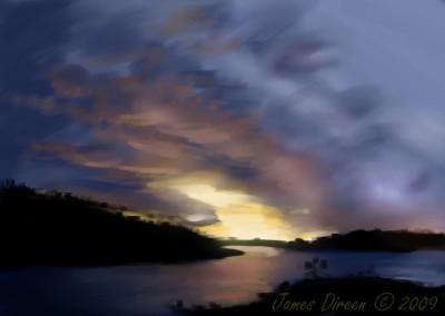 sunset_SpeedPaint