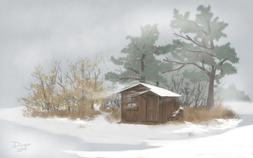 snowyShed