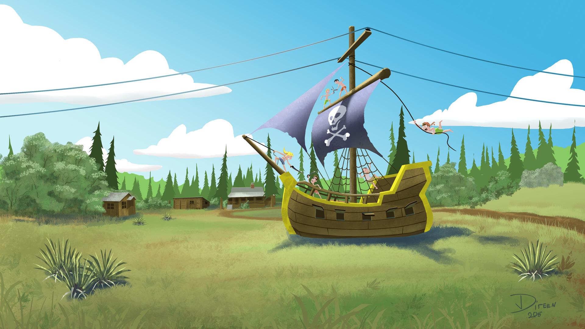 PirateShipYard